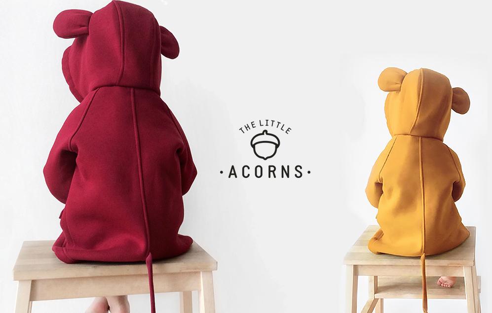 acorns детская одежда