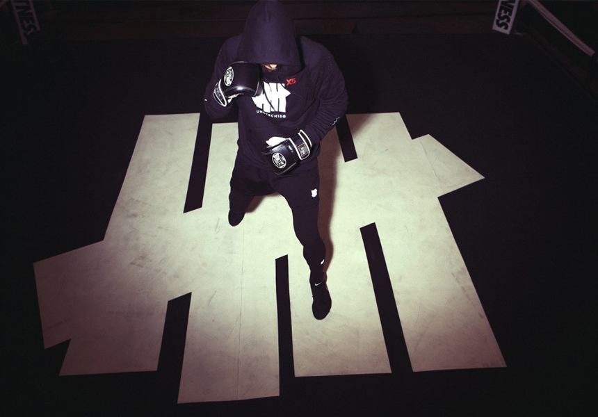 «Undefeated» - икона сникер-культуры