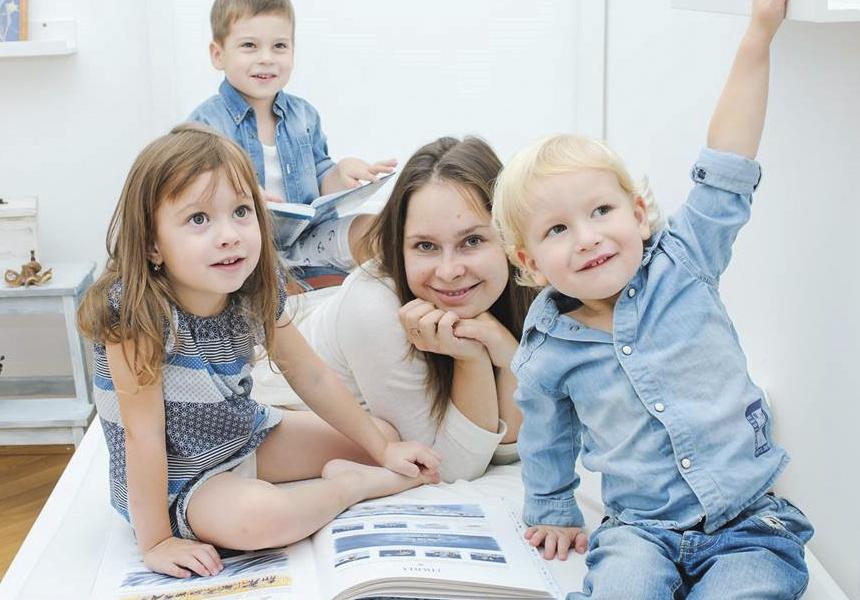 «Moroshkakids» - особенная одежда для детей