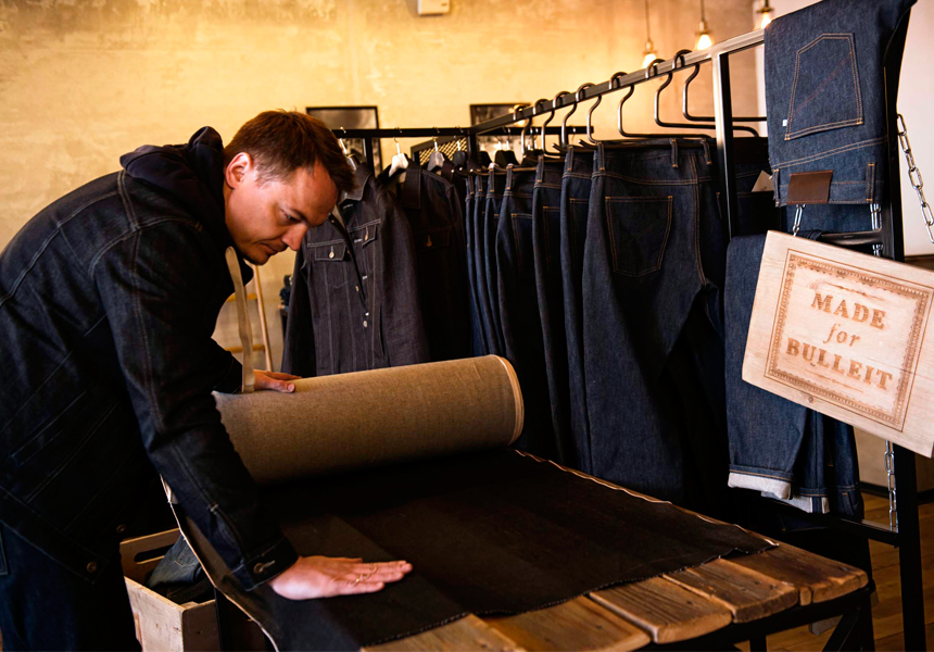 План по захвату деним-рынка от бренда «PLAN B Jeans»