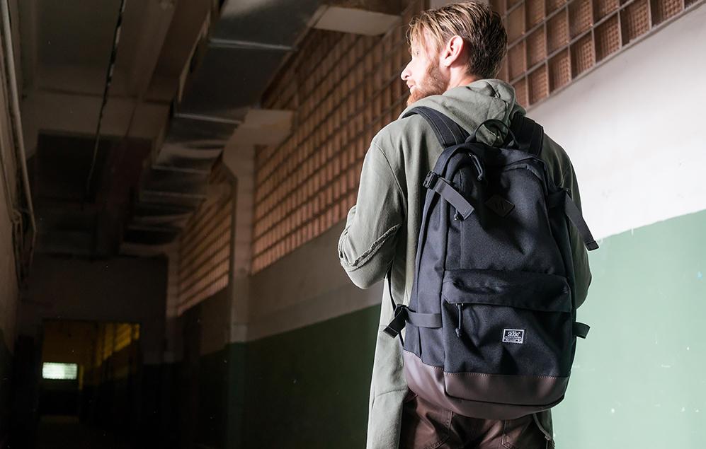 aef64dc40d43 СТУДИЯ 58» - современные городские рюкзаки и сумки от компании из ...