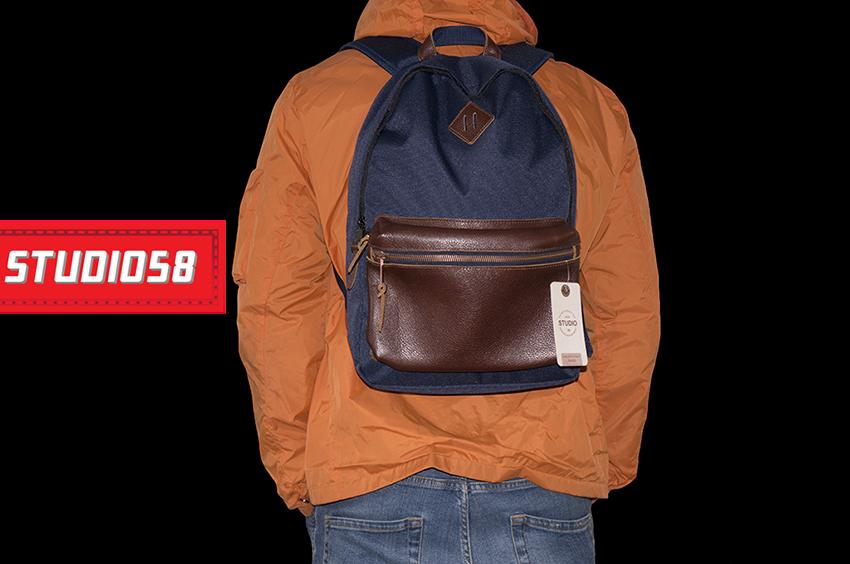 Studio 58 - обзор рюкзака от soberger