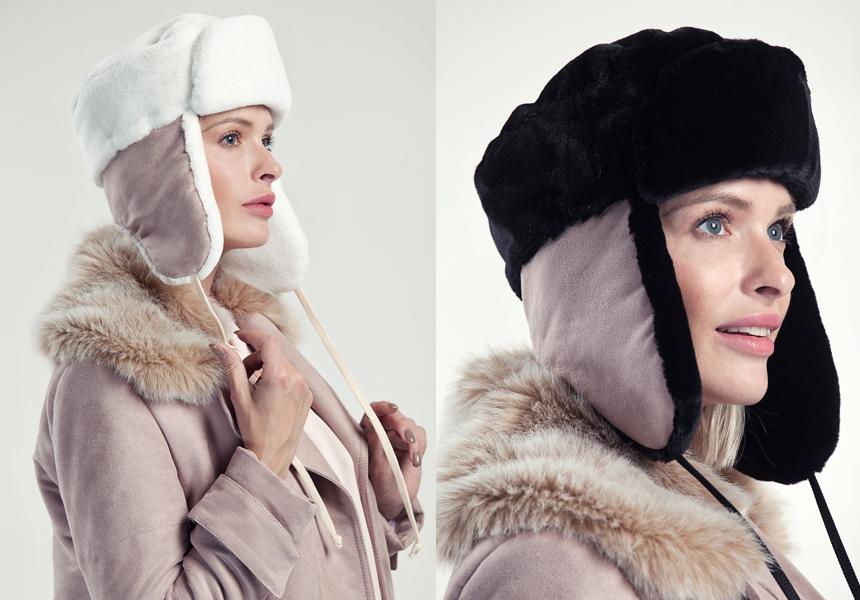 Российская марка эко-шуб «REVALU» - красота без жертв.