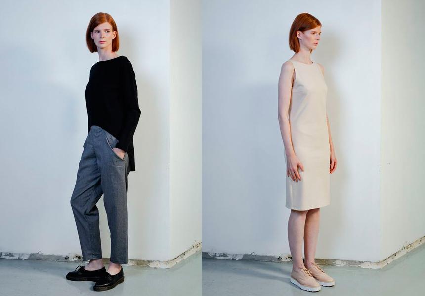 Концептуальный взгляд на повседневную одежду от московского бренда «intro.version»