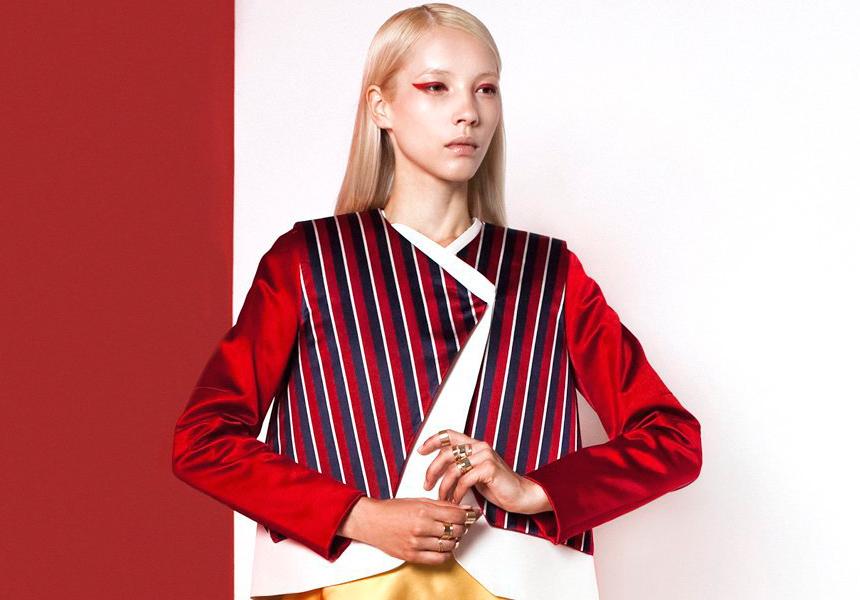 Коктейль из европейского и азиатского дизайна в продукции марки «Saint-Tokyo»