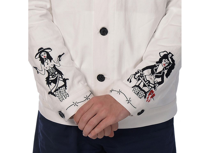 Практичные и оригинальные куртки от бренда «The Dostoevsky jacket»