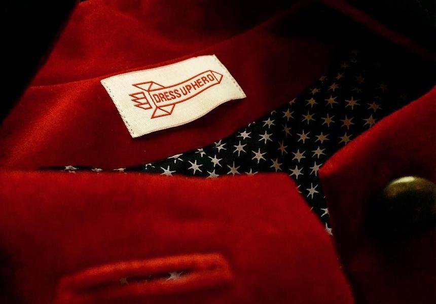 Быть героем каждый день вместе с российским брендом «DRESS UP HERO»