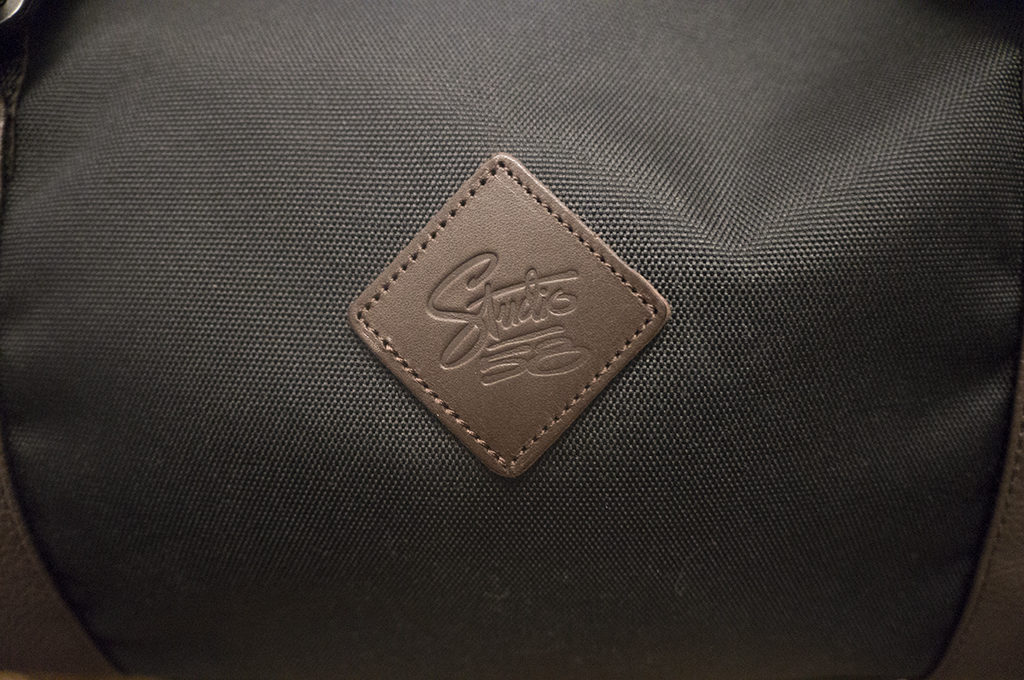 обзор спортивной сумки логотип