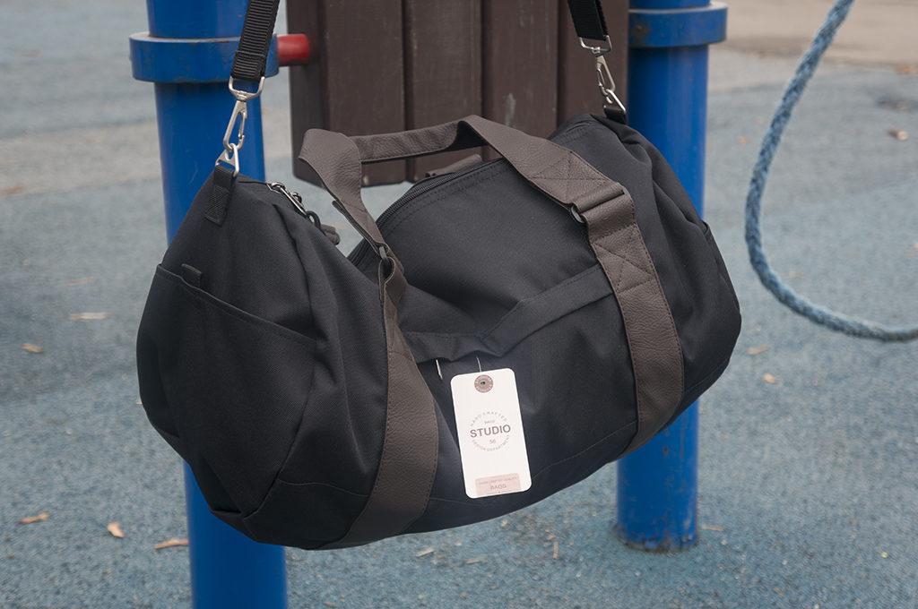 обзор спортивной сумки 02- студия 58
