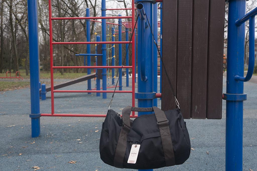 обзор спортивной сумки 03- студия 58
