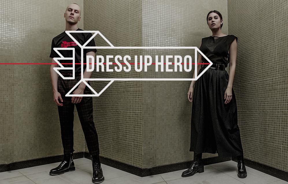 dress up hero
