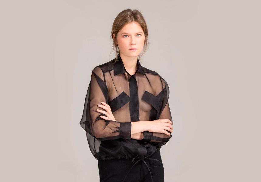 Утончённая женская одежда от российского бренда «MAKODAY»