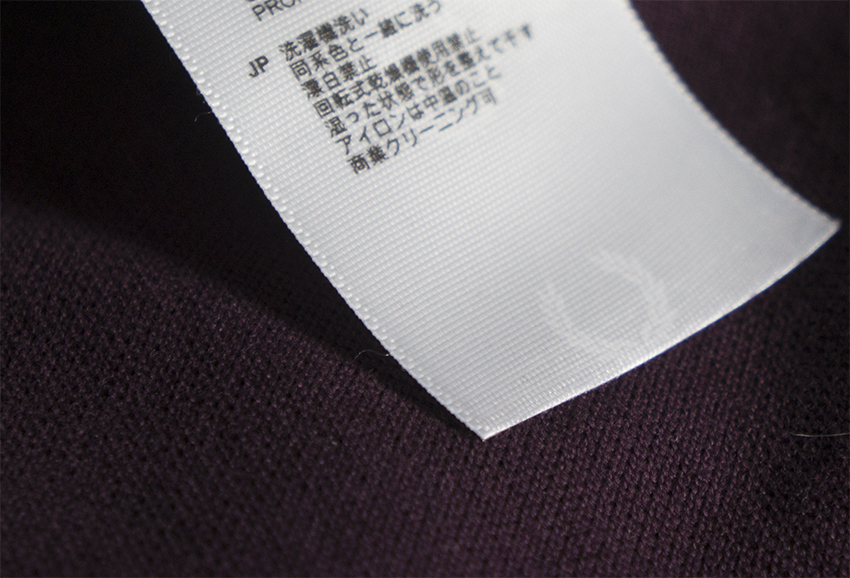 Водяные знаки поло fred perry