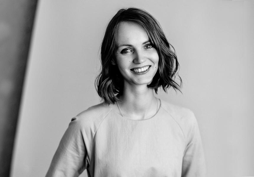 Основательница бренда «LIH CLOTHES» Ольга Ахонен.