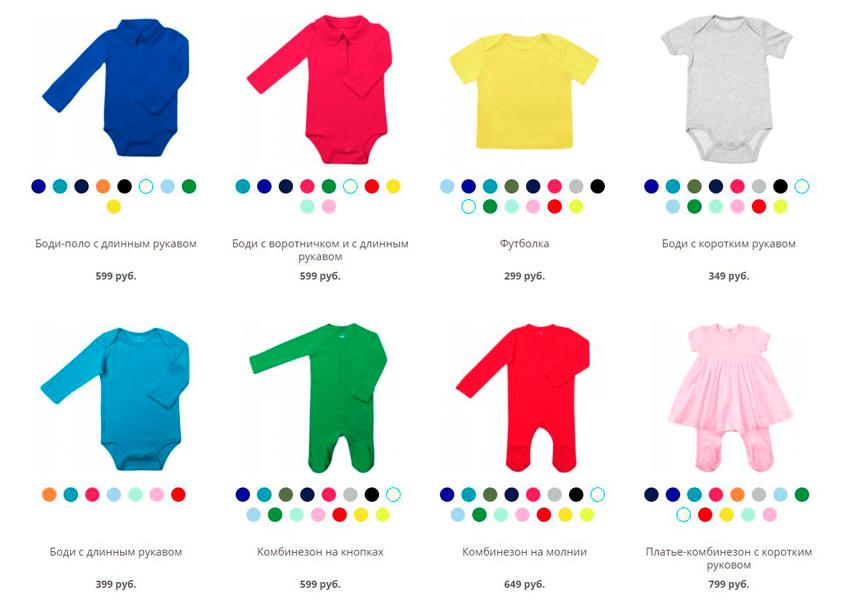 «Loloclo»  - идеальный бренд для базового детского гардероба.