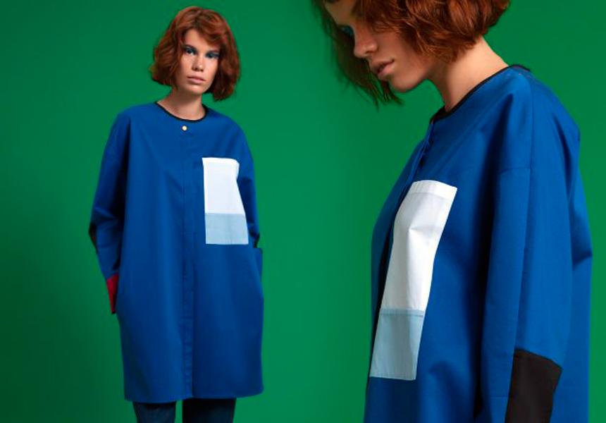 Современный минимализм и сдержанный авангард от российского бренда «SØ»