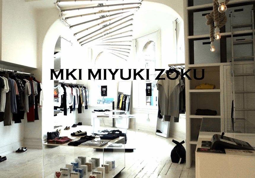 «MKI MIYUKI-ZOKU» - британский бренд, вдохновленный азиатской субкультурой