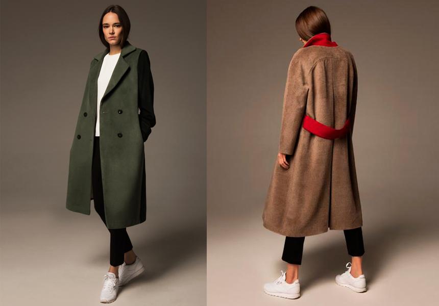 Марка Женской Одежды Пальто
