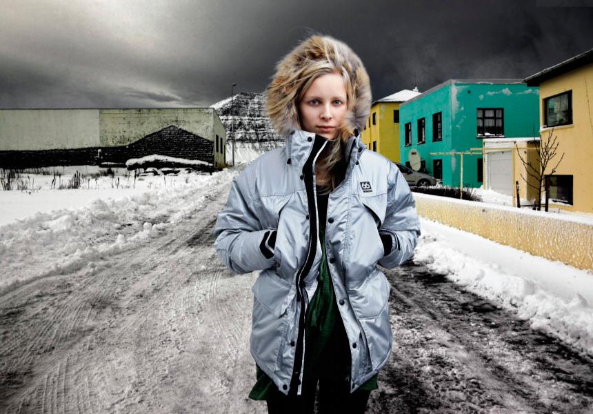 «66° North» - OUTDOOR, проверенный на прочность климатом Исландии.