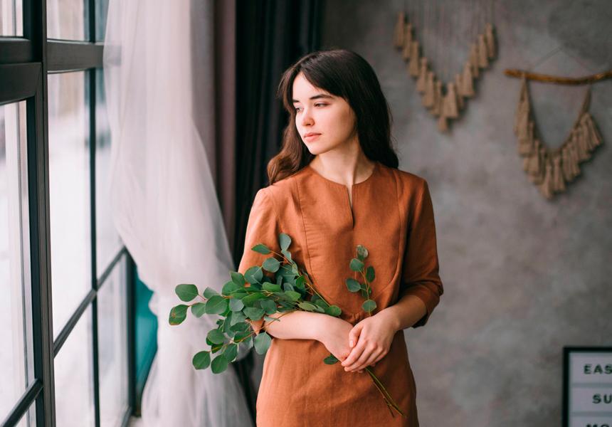 Природная естественность от марки женской одежды «UTRO»