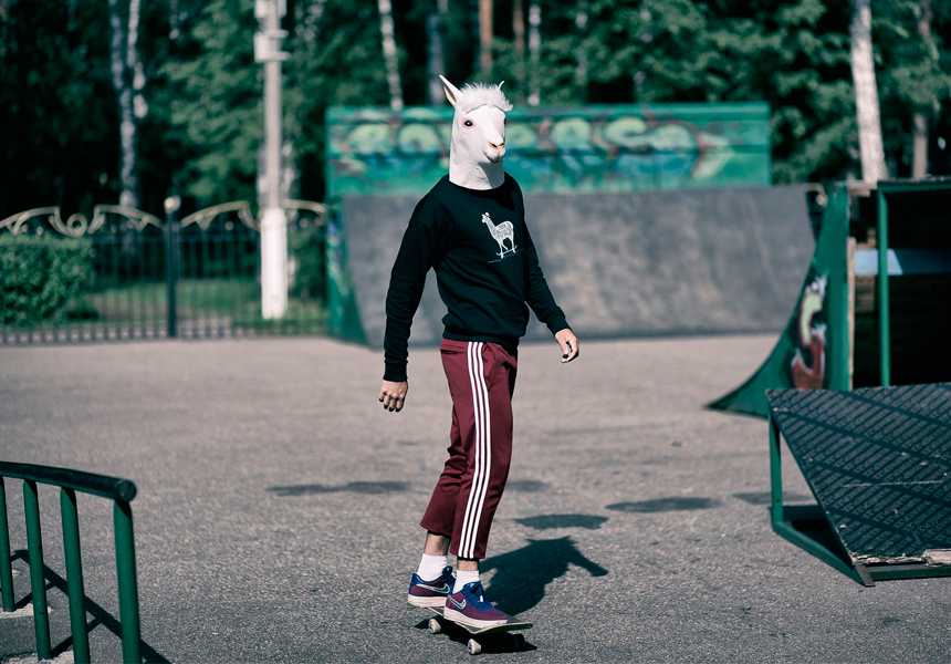 «Popandopalaz» - универсальный и оригинальный российский street-wear