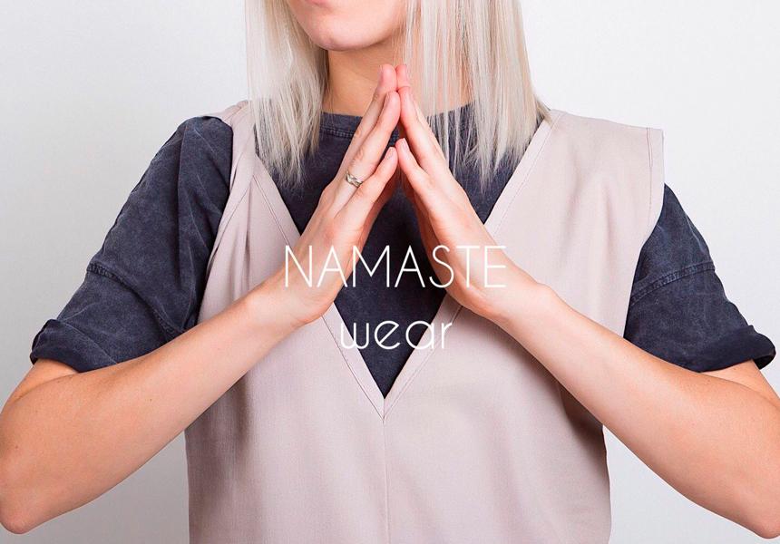 Естественность и минимализм в одежде российской марки «Namaste wear».