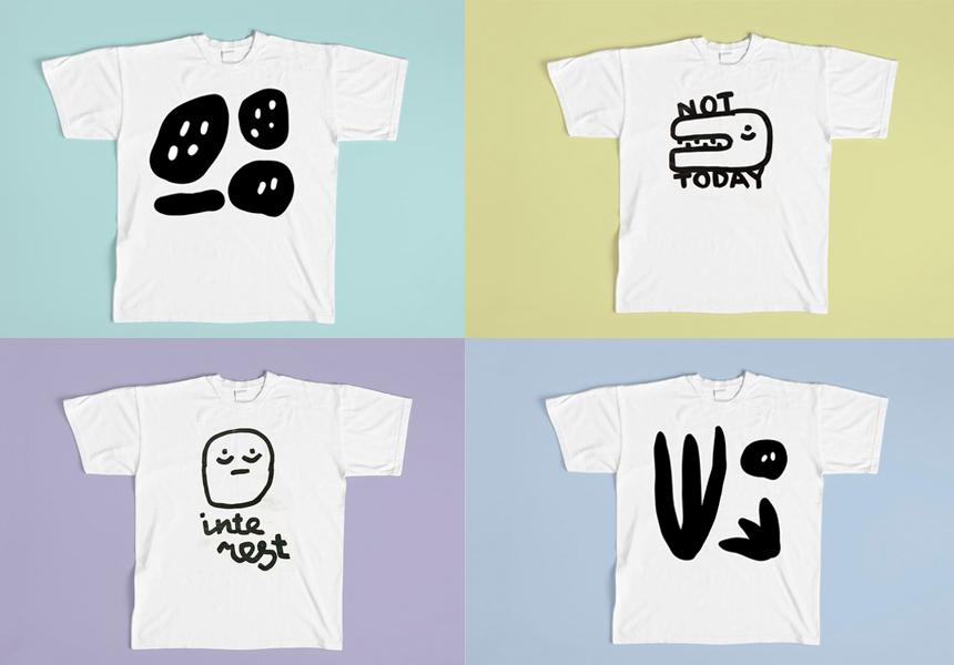 Дизайнерские вещи от творческого коллектива «Pyos Collective»