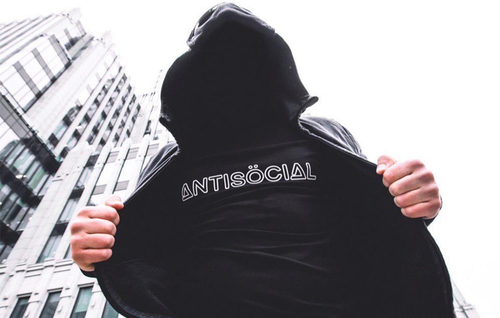 antisocial главный банер