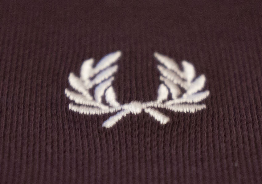 fred perry Логотип