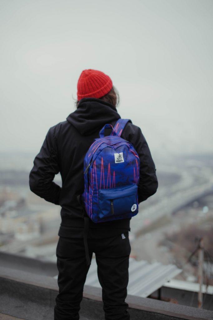 Городской рюкзак 2