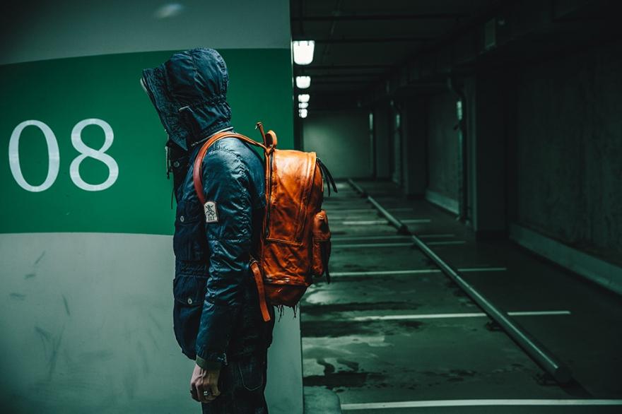 Городской рюкзак 4