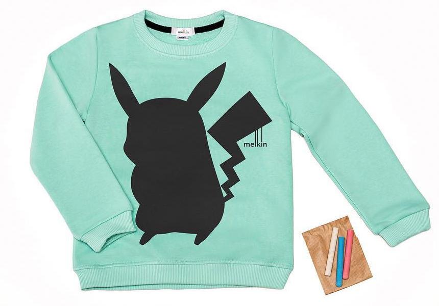 Россйиская марка «Melkin» - одежда, подстраивающаяся под настроение.