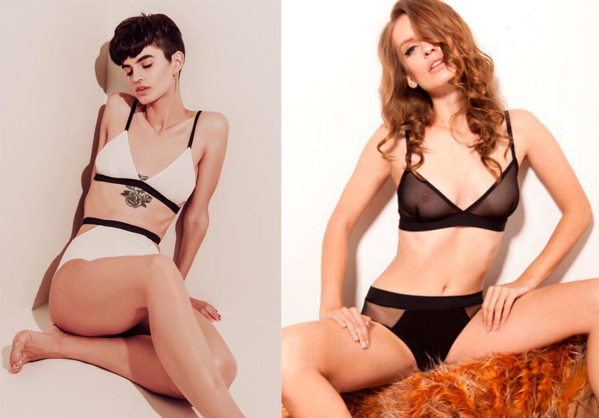 Базовое женское нижнее бельё и не только от российской марки «LoveGoods»