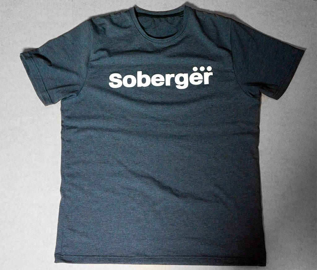 футболка собергер