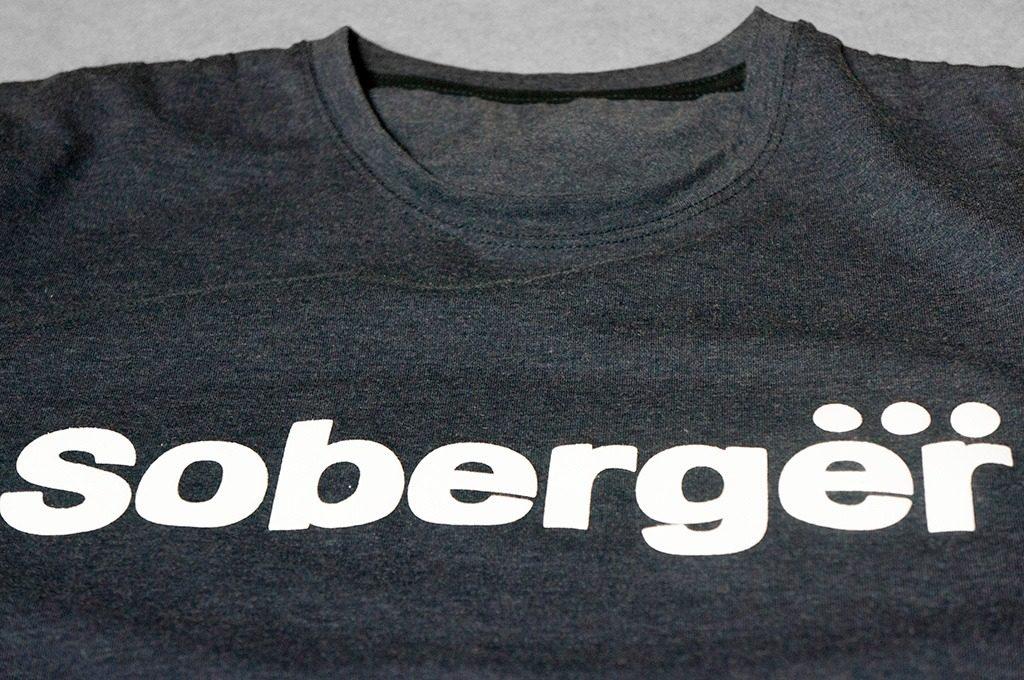 футболка собергер 2