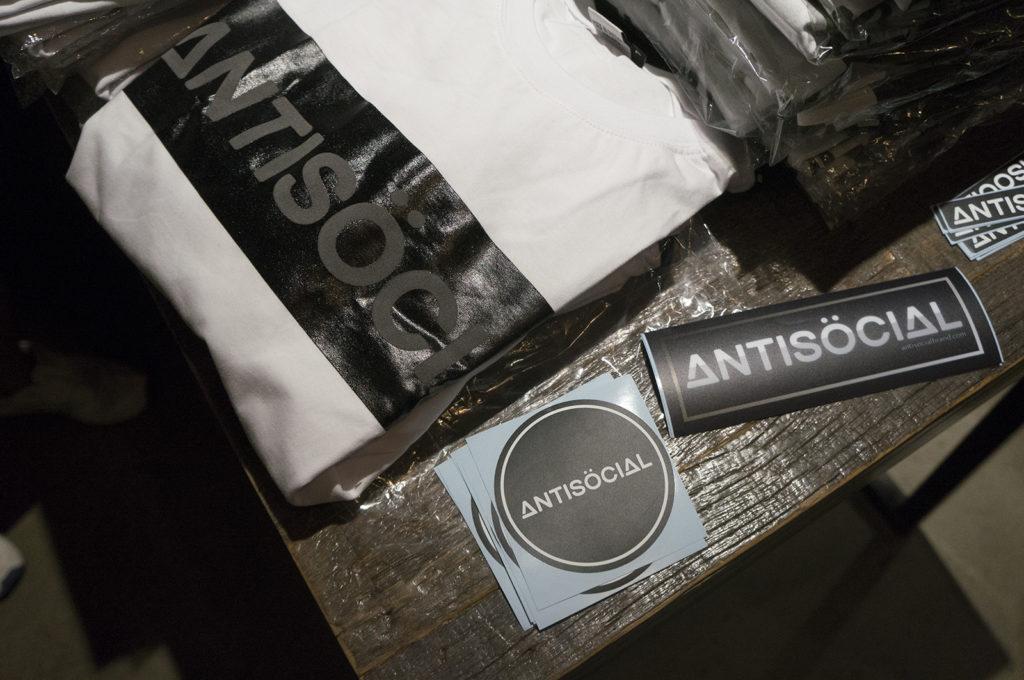 новая коллекция antisocial 2