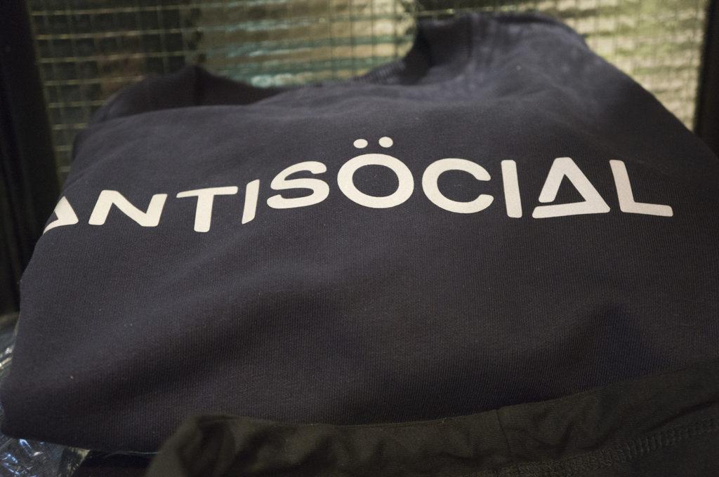 новая коллекция antisocial 4