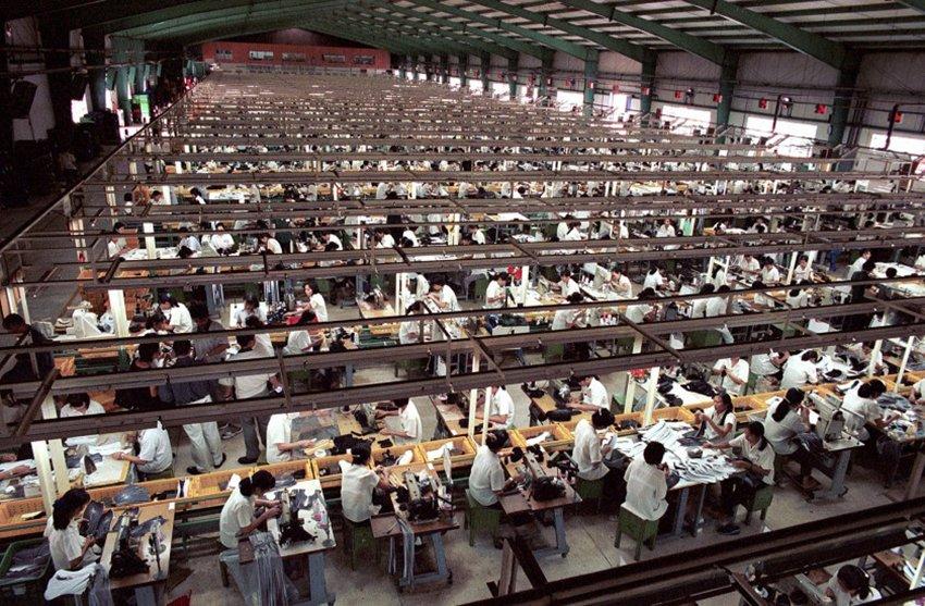 производиство одежды