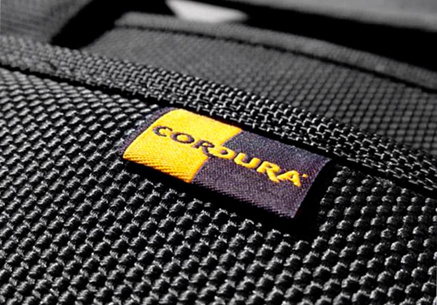 Высокотехнологичная и практичная ткань CORDURA.