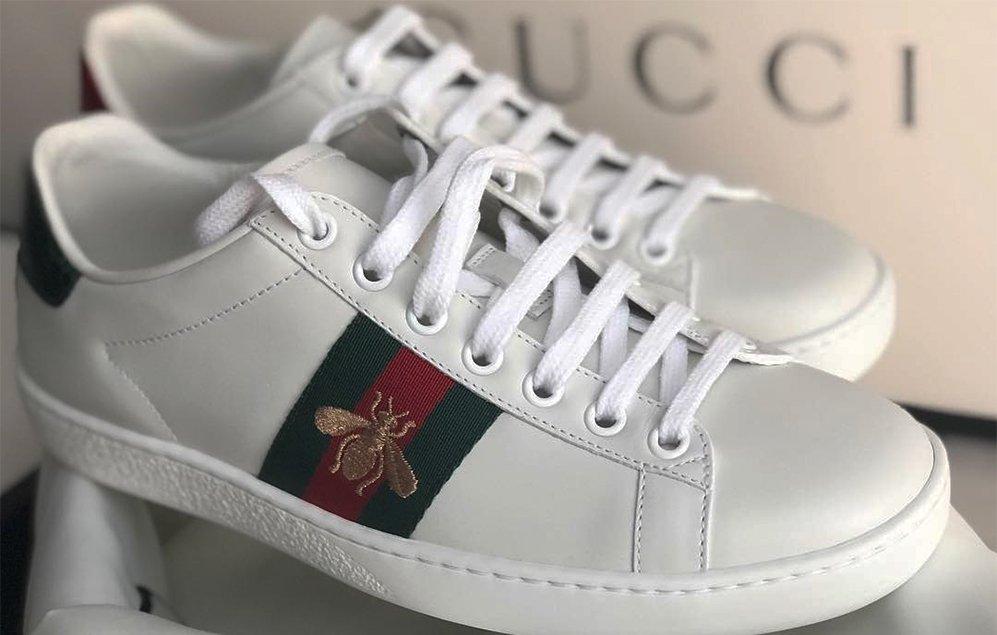 Gucci Ace кеды как отличить от подделки