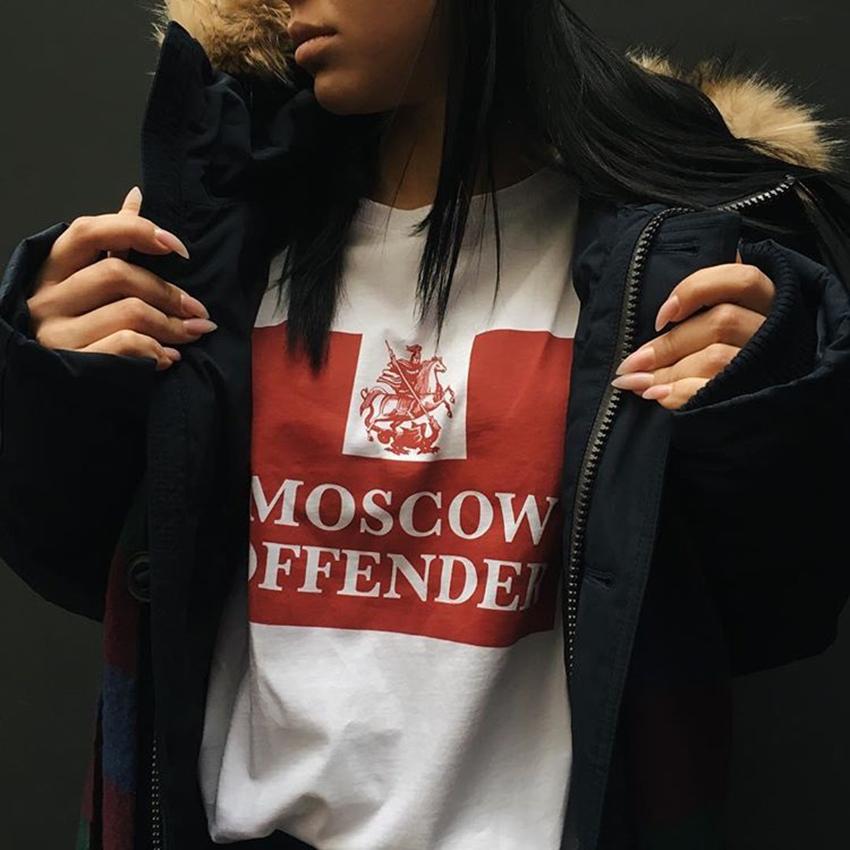 Подборка популярных Российских брендов одежды