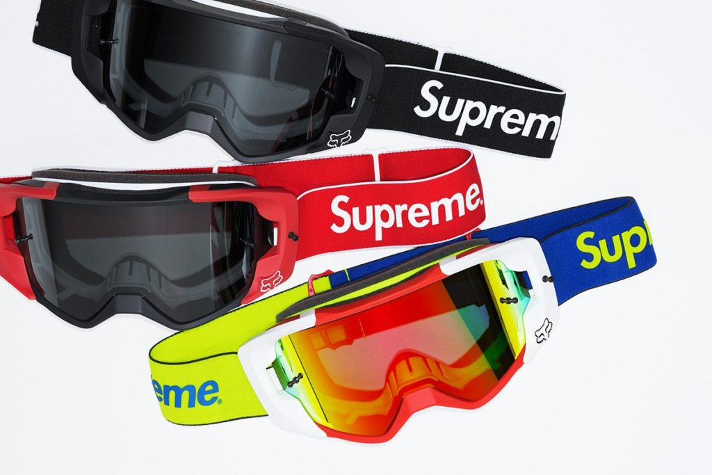 supreme очки