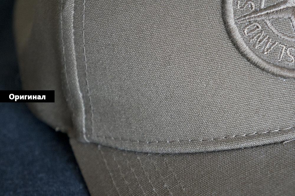 бейсболка stone island ткань оригинал