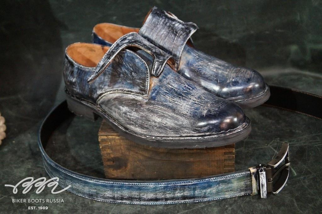 Стильная и качественная обувь от марки «BIKER BOOTS RUSSIA»