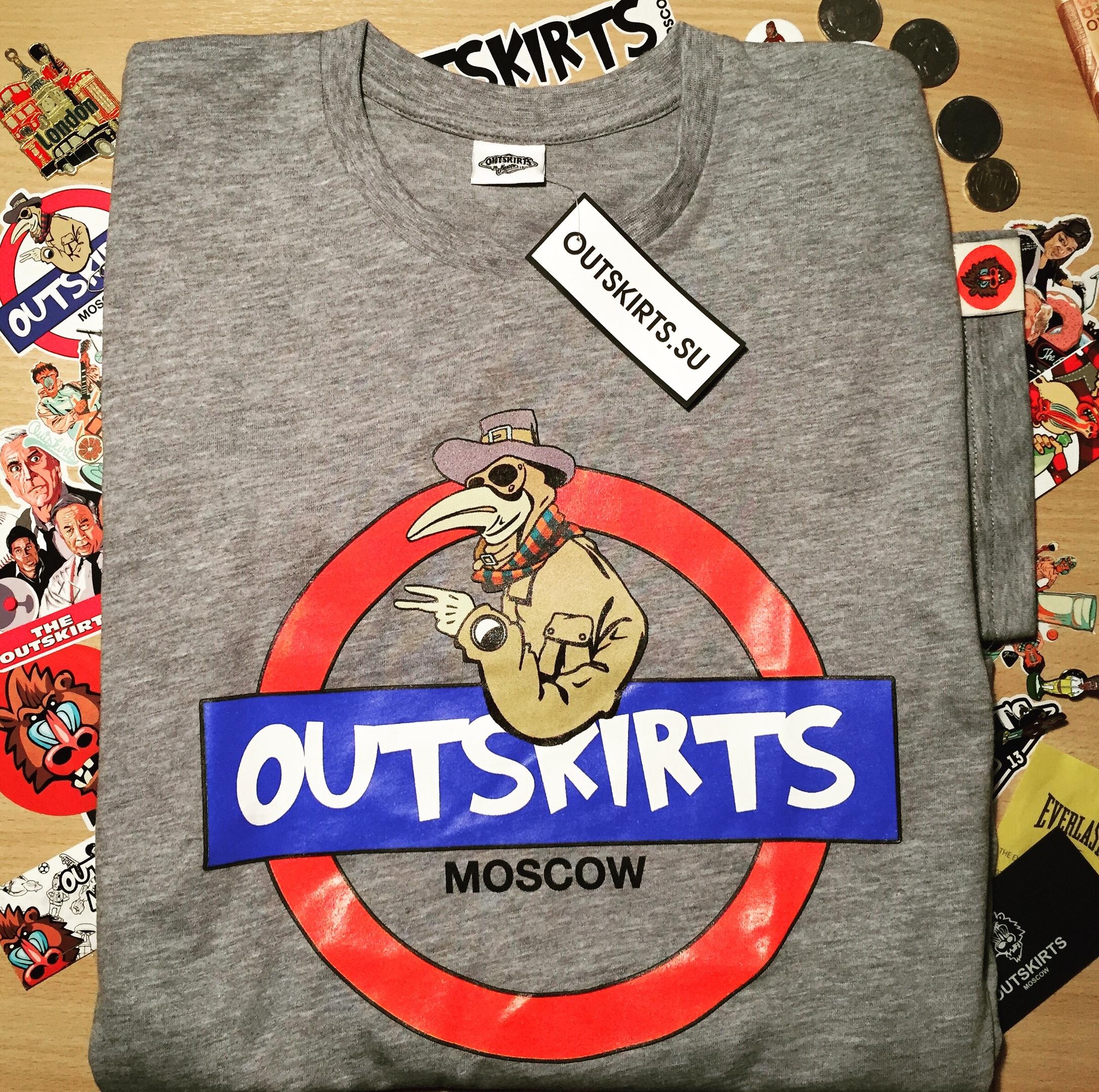 Российский бренд «Outskirts Moscow»