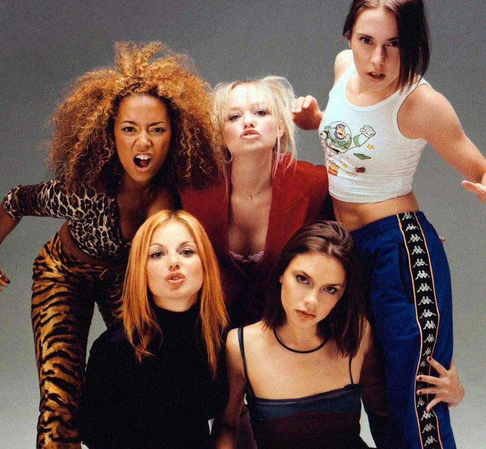 Spice Girls 90