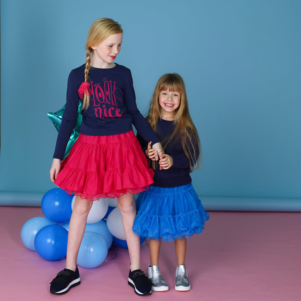 «Skirts&more» - одежда для задорных девчонок