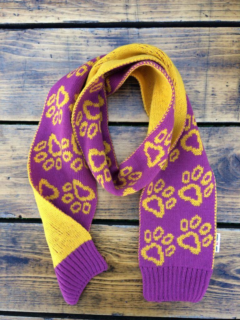 шарф 5