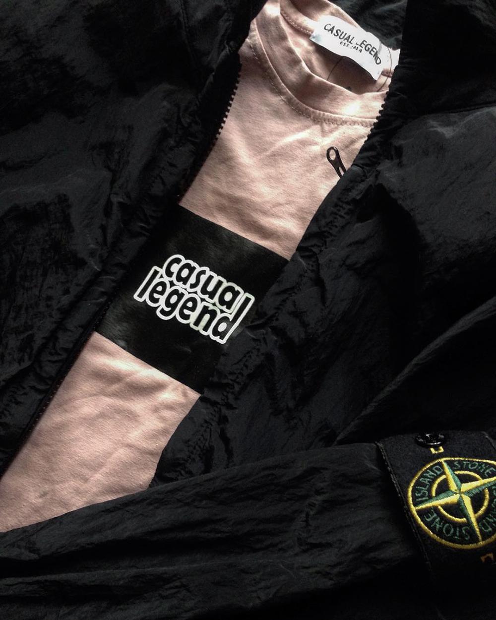 casual legen розовый