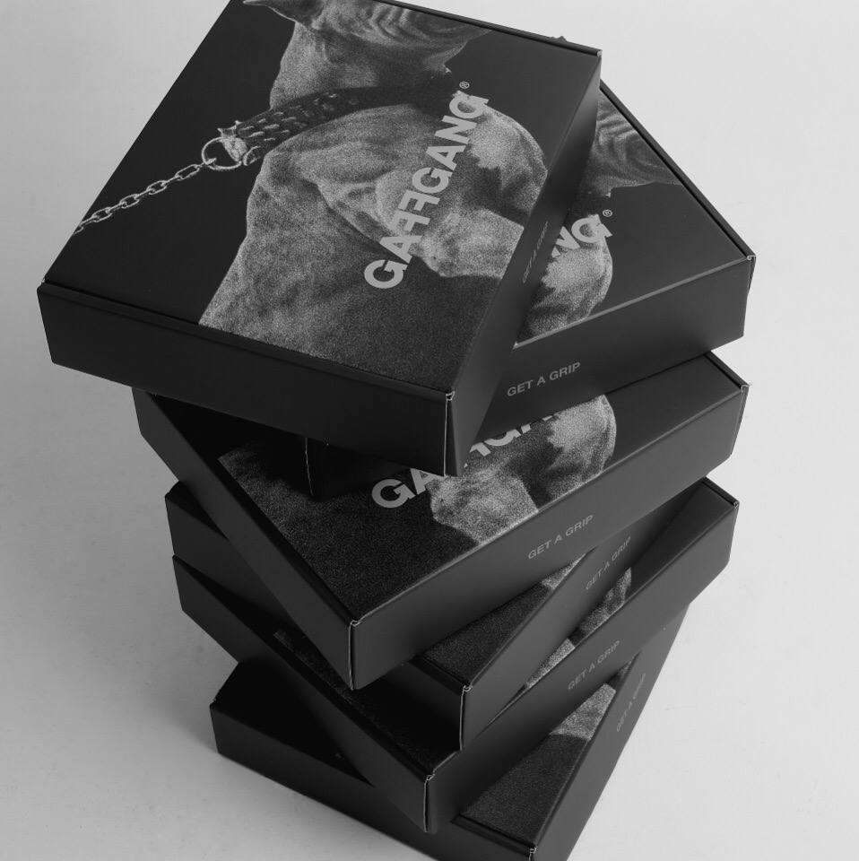 Gaff Gang коробка